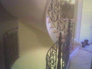 custom indoor railing