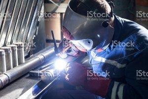 SMAW - Shielded Metal Arc Welding