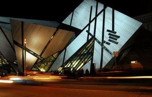 Royal Ontario Museum Framing